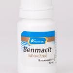 BENMACIT: ALBENDAZOL FCO. X 10ML